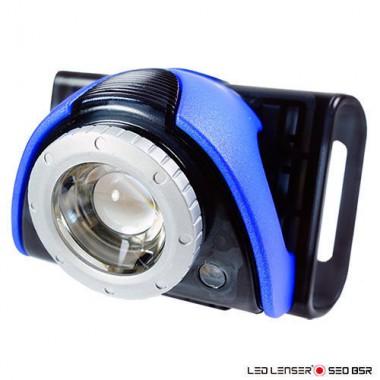 Велосипедный фонарь Led lenser B5R blue