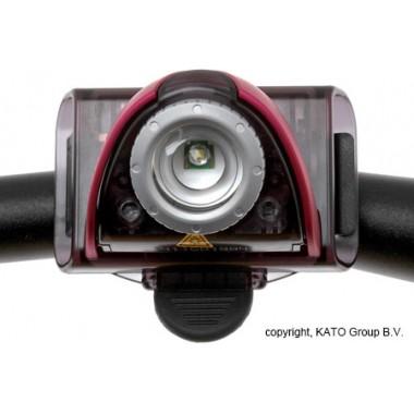 Велосипедный фонарь Led lenser B3 pink