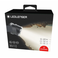 Фонарик Led lenser MH 10